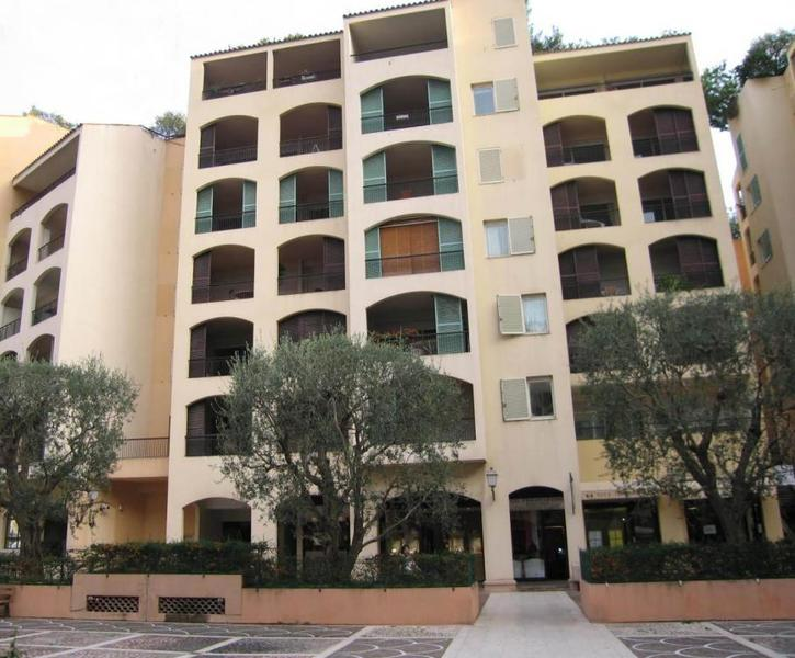 Pleasant apartment in the heart of Fontvieille